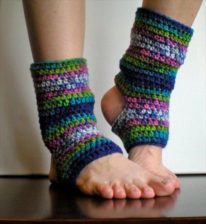 Leg Warmer Crochet Pattern