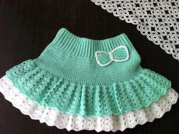 Patterns For Crochet Skirt