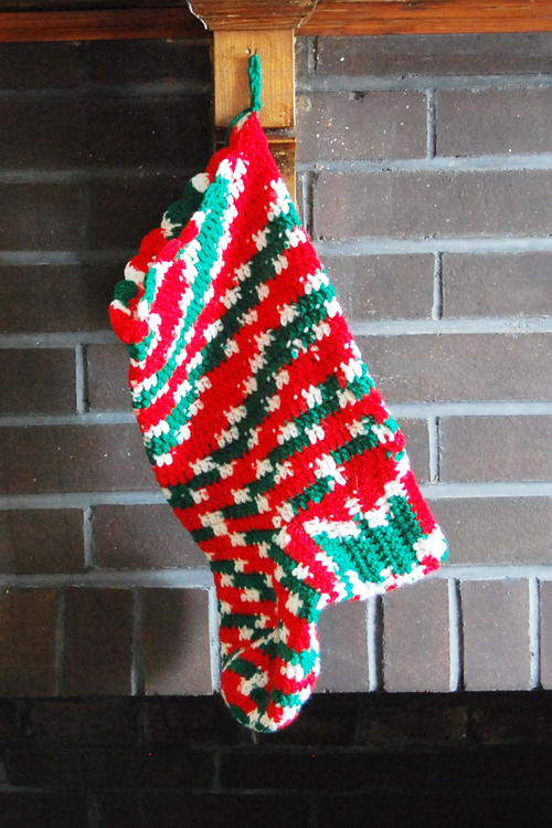 Patterns for Crochet Christmas Stockings