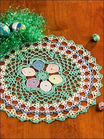 Thread Crochet Doily Patterns