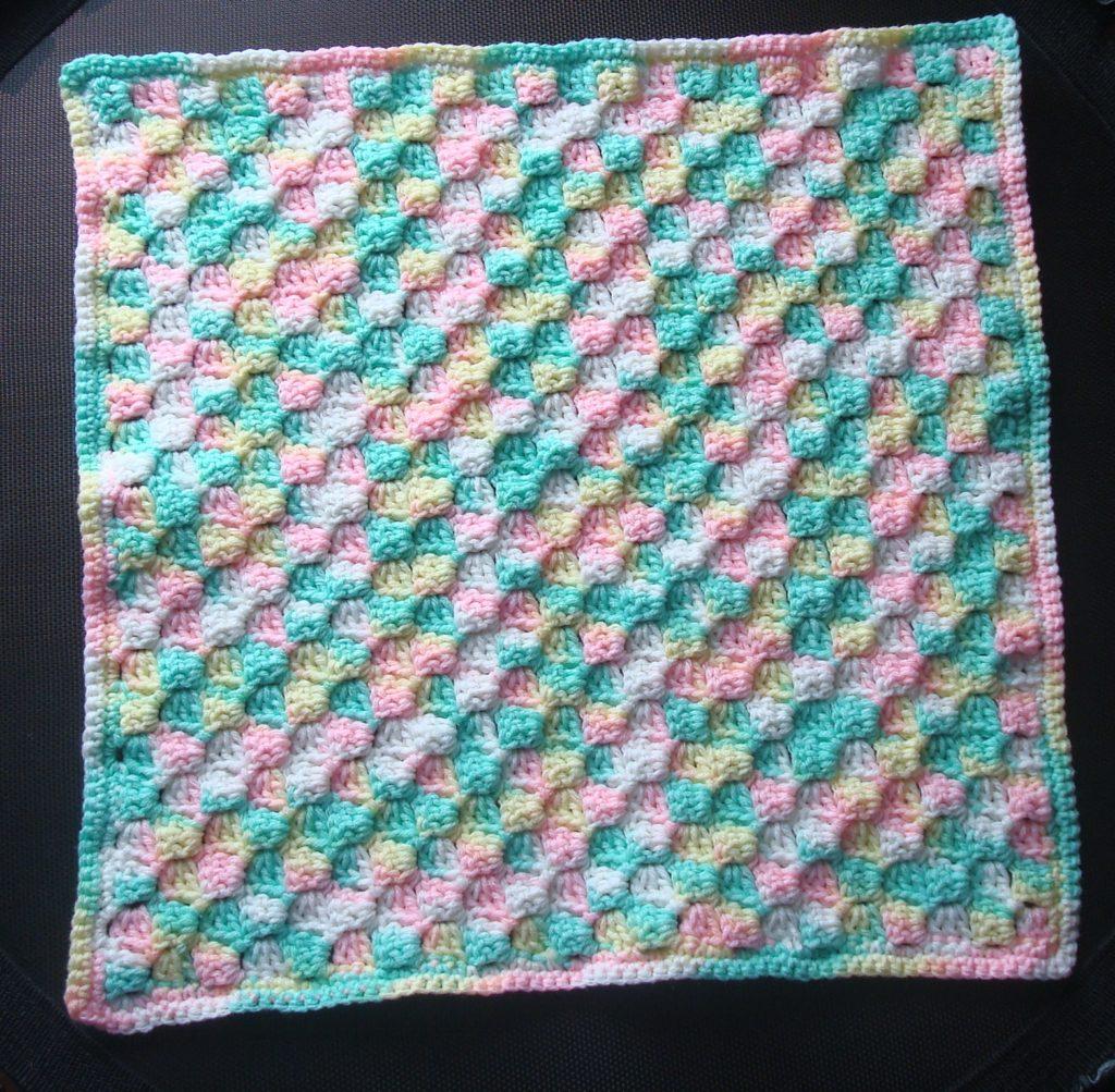 Easy Baby Crochet Afghan Pattern