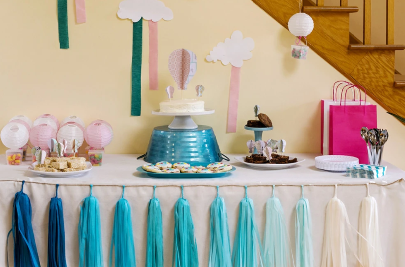 Table Tassel Garland