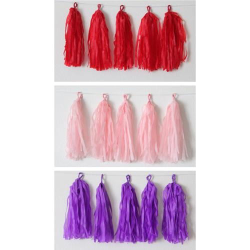 Tassel Garland Craft