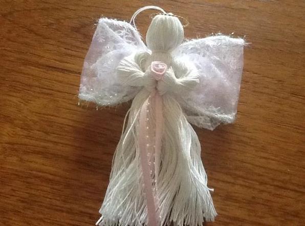 Yarn Doll Angels