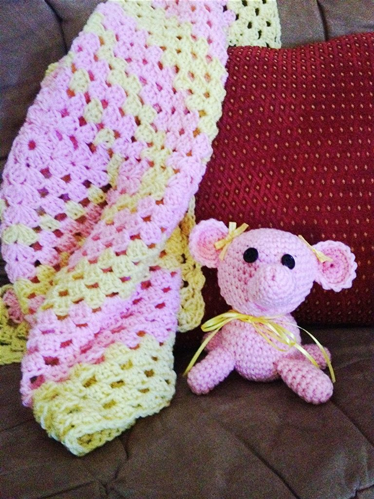 Baby Afghan Crochet Pattern