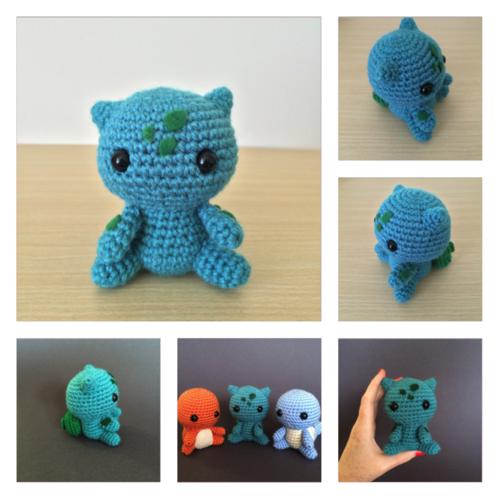 Crochet Pokemon Patterns Free