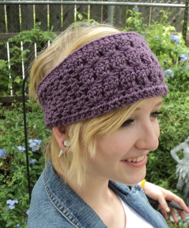1.-Crocheted-Headband