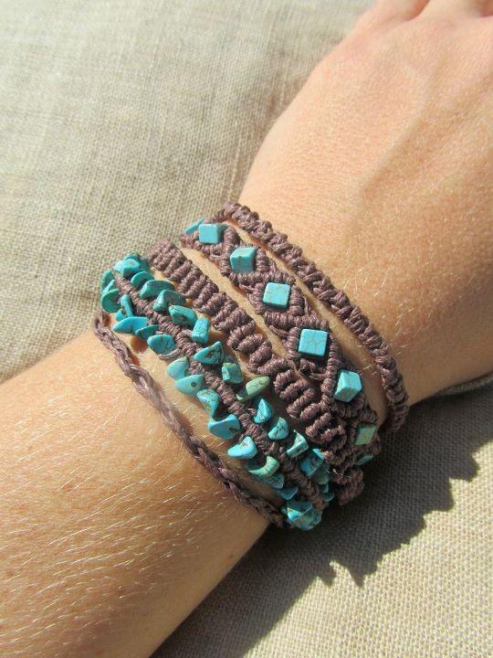 DIY Hemp Bracelets