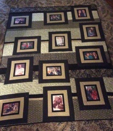 Photo Quilt Ideas