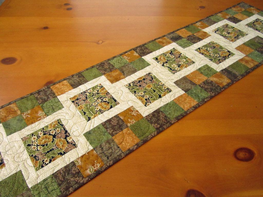 Quilt Table Runner