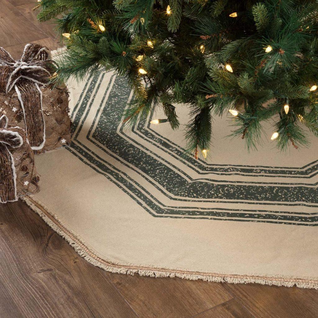 Vintage Christmas Tree Skirt