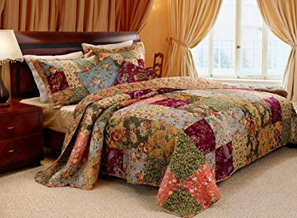 Patchwork Quilt Bedding
