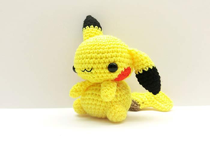 Crochet Chibi Pokémon