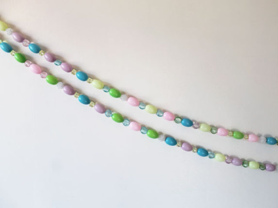 Decoration Beaded Garland For Easter
