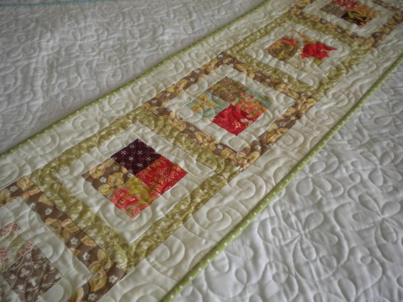 Quilt Table Runner Pattern