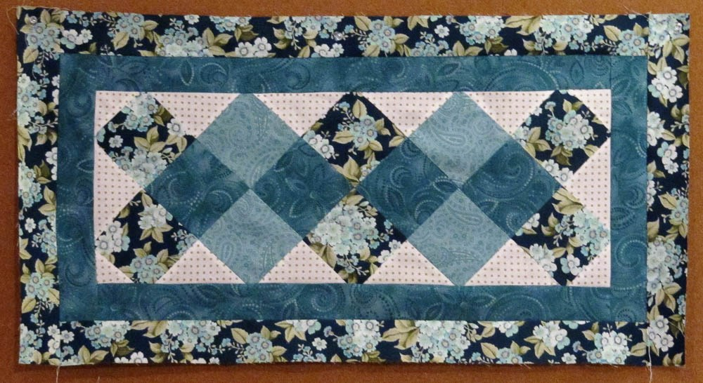 Easy Quilted Table Runner Patterns