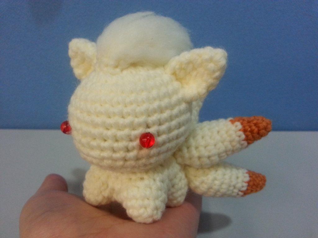 Crochet Pokémon Ninetails