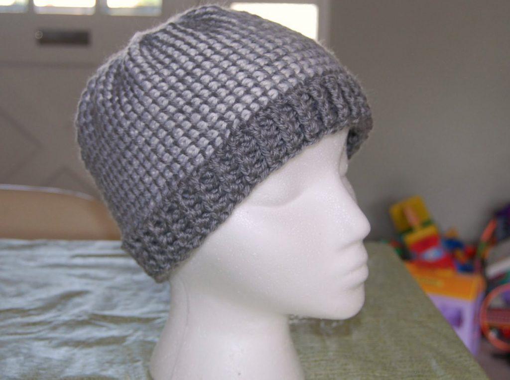 27 Elegant Men S Crochet Hats The Funky Stitch