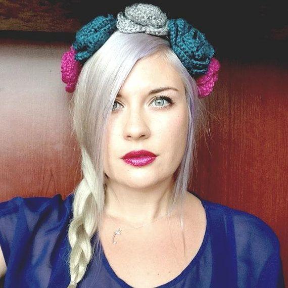 18.-Crochet-Headband-with-Flower-Pattern