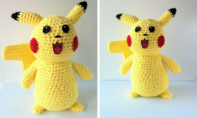 Crochet Pokémon Pattern