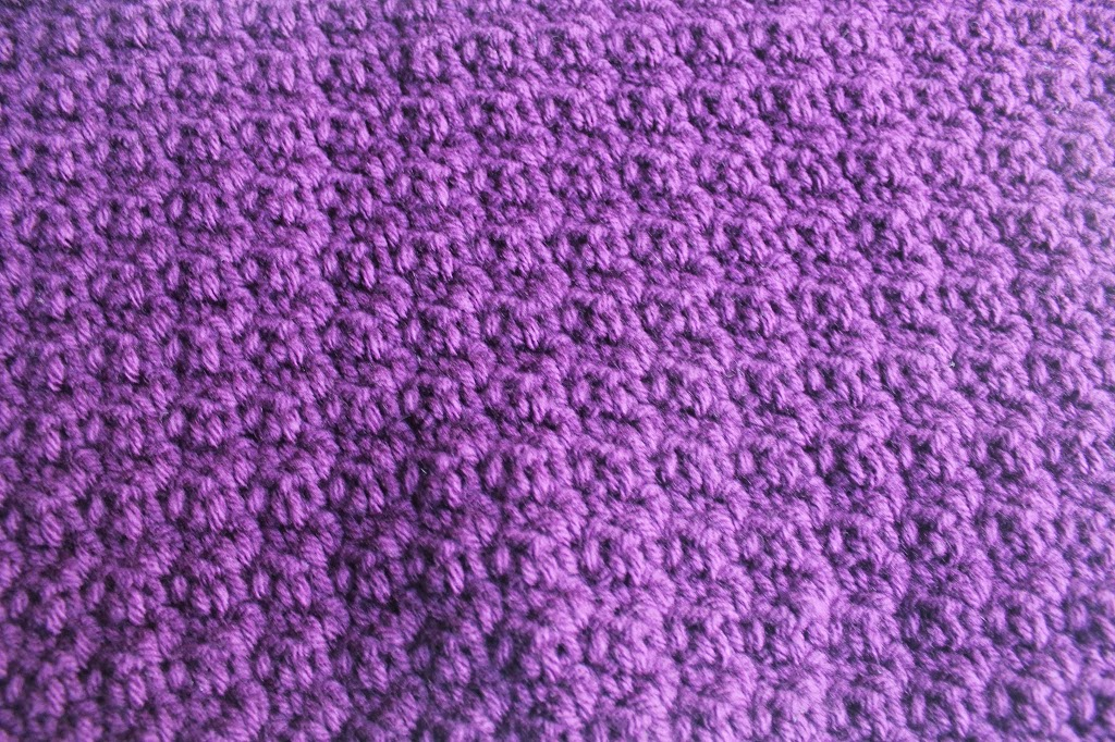 Single Crochet Baby Afghan