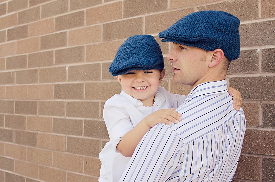 Mens Crochet Golf Hat Pattern