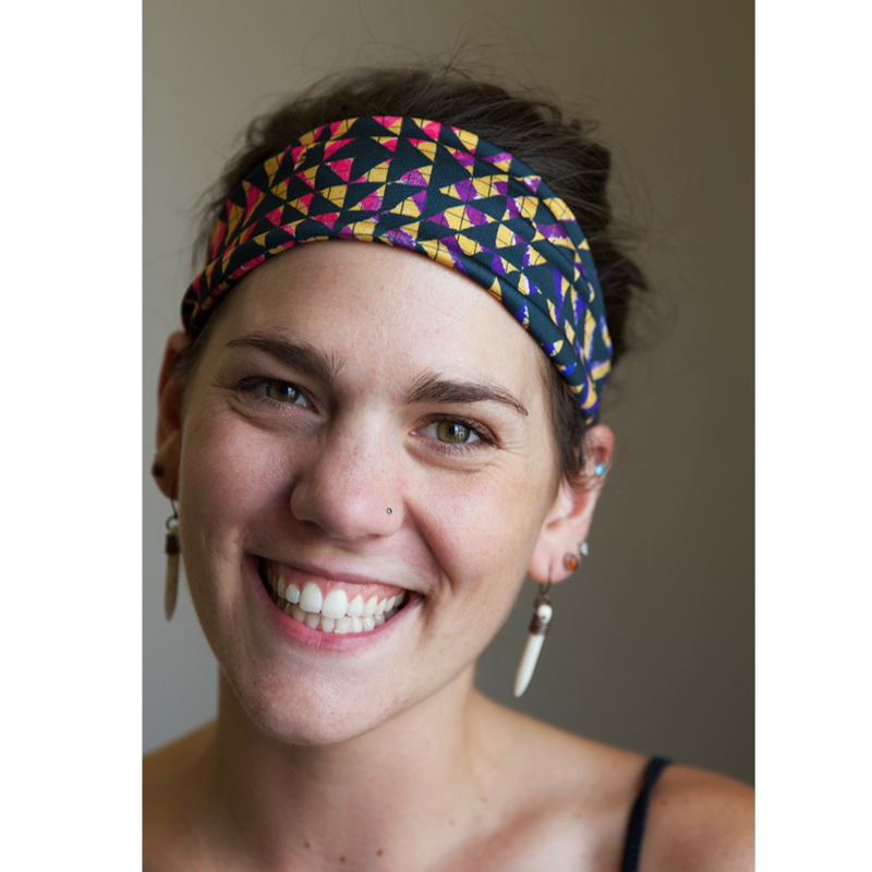 Knit Fabric Headband DIY