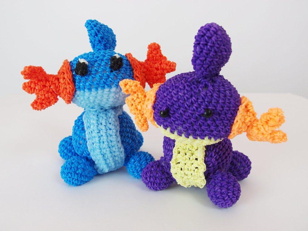 Pokémon Mudkip Crochet