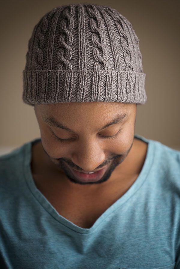 Winter Hat Crochet Pattern For Men