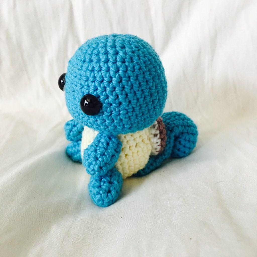 Crochet Pokémon Squirtle