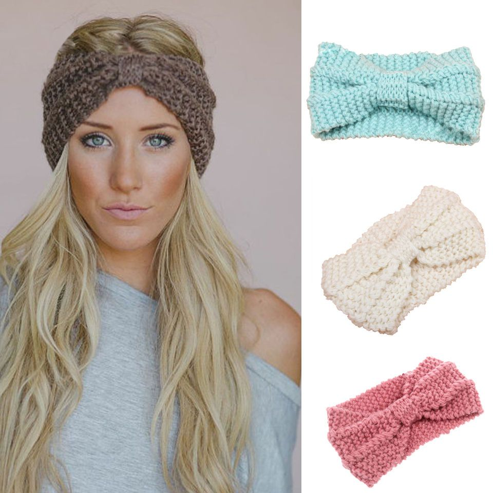 DIY Knit Headband Pattern