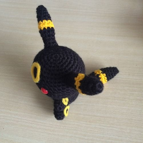 Crochet Pokémon Umbreon