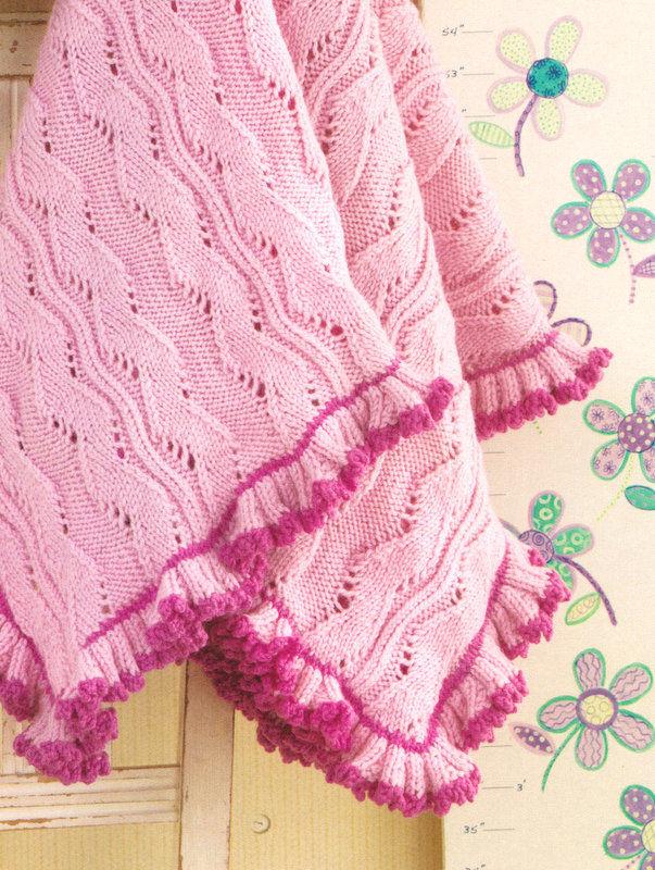 Pattern for Baby Aran Afghan Crochet