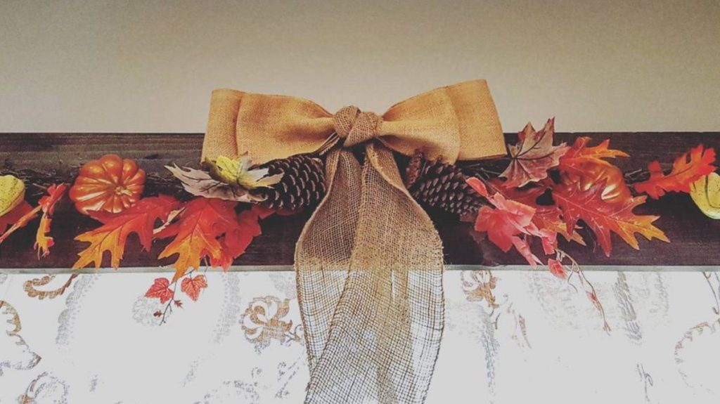 Perfect Burlap Bow