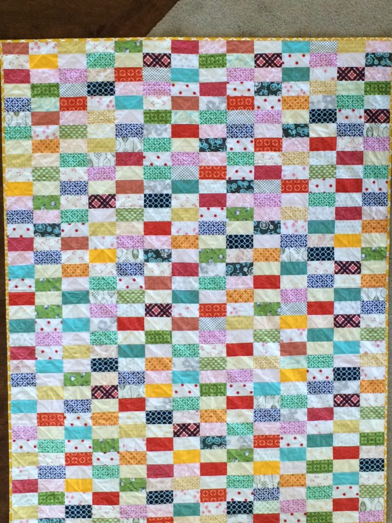 Super Easy Quilt to Make