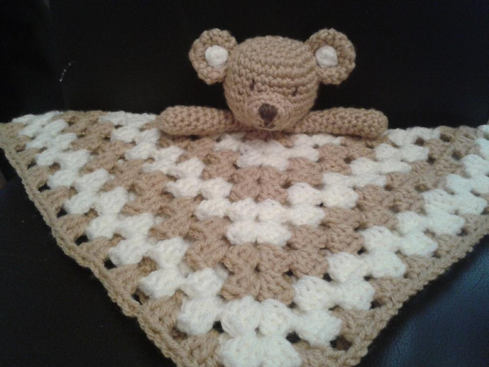 Baby Afghan Crochet with Animals