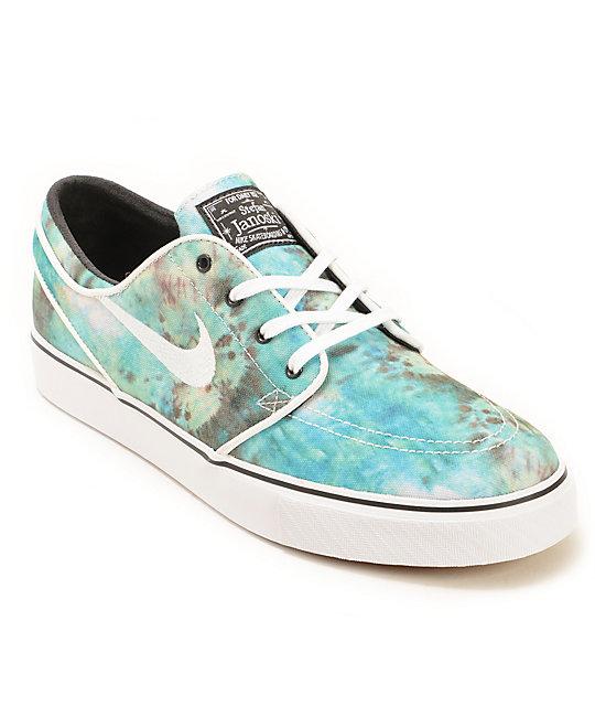 Nike Tie Dye Shoes