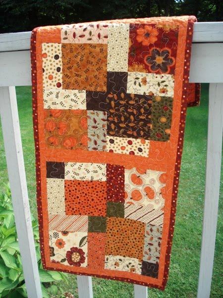 Table Runner Quilt Pattern