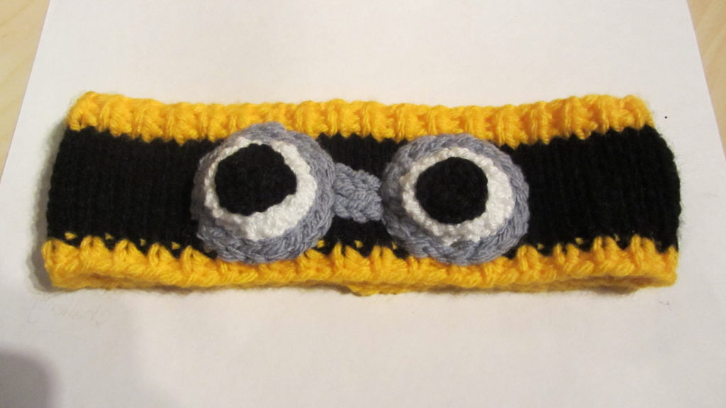 44.-Crochet-Minion-Headband-Pattern