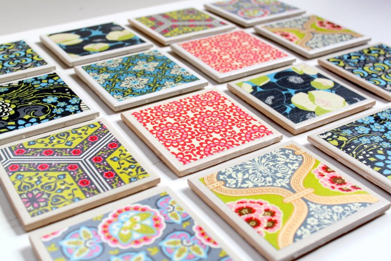 DIY Coasters Tile