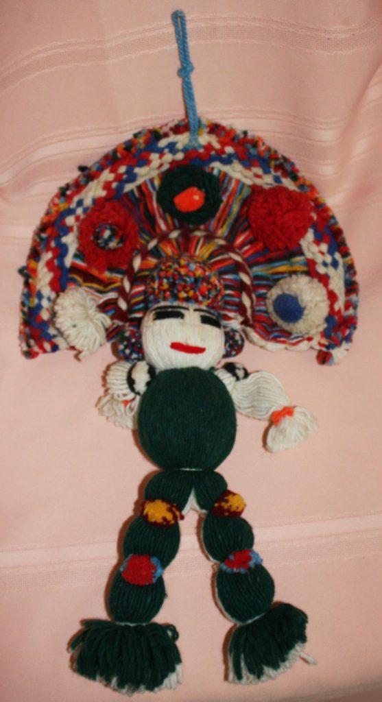 Mexican Yarn Dolls