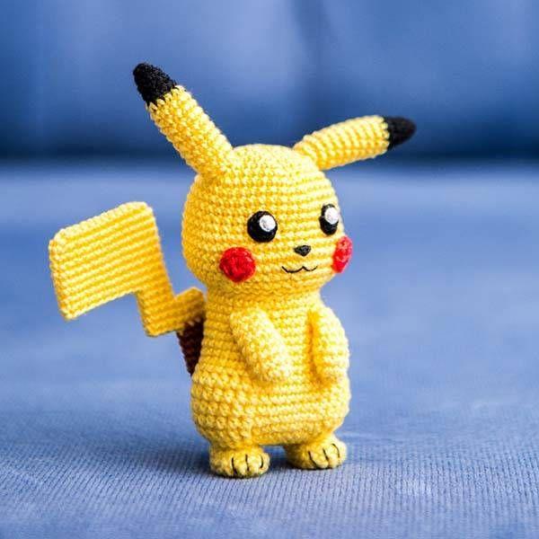 Pokémon Crochet Pattern