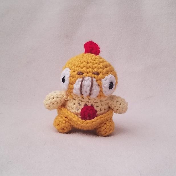 Pokémon Crochet Plushie