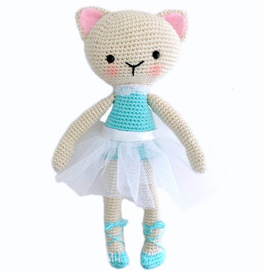 Pokémon Crochet Doll