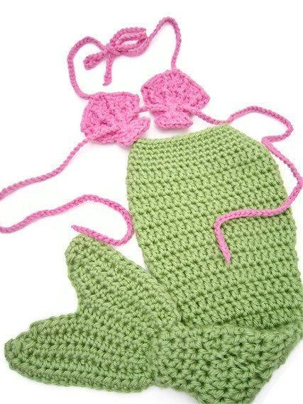 Mermaid Tail Pattern Crochet Baby Mermaid Tail Pattern Crochet Baby