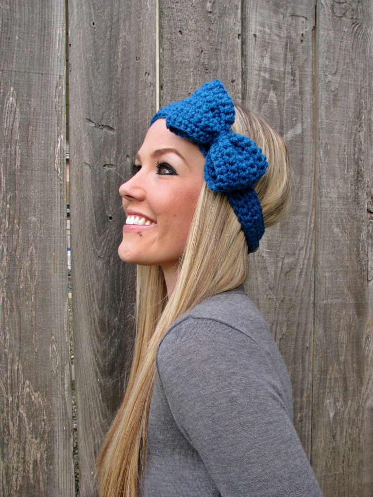 Bluebell-Headband-and-Bow-Crochet-Pattern