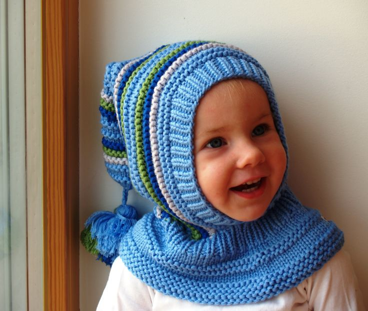 Cabled Balaclava Knitting Patterns