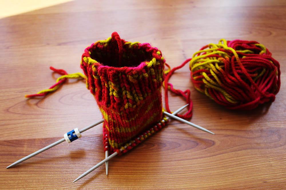 Crochet Infant Leg Warmers