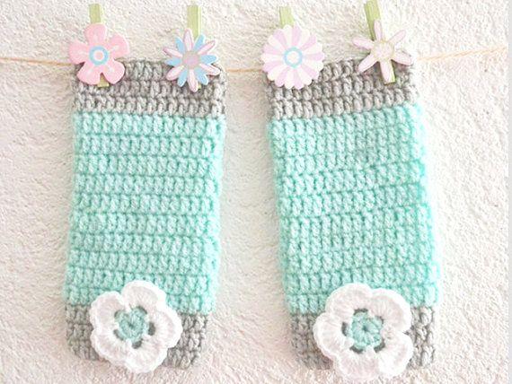 Crochet Leg Warmer Babies