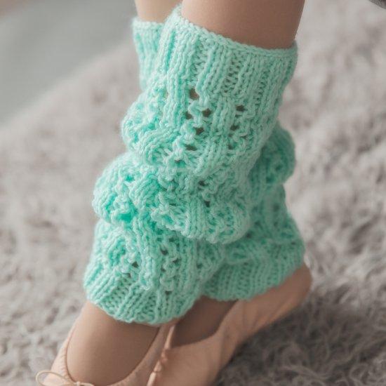 Crochet Pattern for Leg Warmer